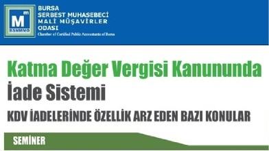 KDV İADE SİSTEMİ - BURSA SMMMO - (14.10.2017)